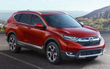2017 Honda CR-V revealed in America