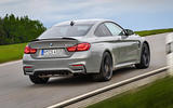 BMW M4 CS rear