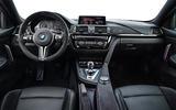 BMW M4 CS dashboard