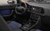Cupra Ateca Limited Edition interior
