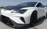 Cupra confirms specs of 670bhp e-Racer electric racing car