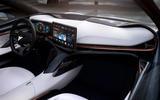 2019 Cupra Tavascan concept - cabin