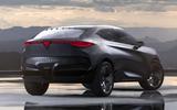 2019 Cupra Tavascan concept - static rear