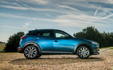 Facelifted Mazda CX-3 arrives with first 1.8 Skyactiv-D engine