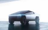 Tesla Cybertruck front light