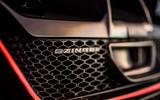 Czinger 21C hypercar teaser - mesh