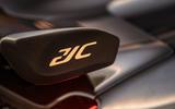 Czinger 21C hypercar teaser - spoiler end plate