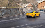As we reach the summit of Alpe d'Huez, the road only gets twistier and the Toyota GR Supra only gets better