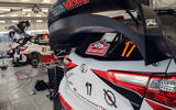 Spoiler alert: you can't fail to notice the difference between a Yaris WRC and the road-going model