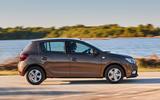 2017 Dacia Sandero 1.0 SCe 75 Laureate