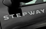 Dacia Sandero Stepway LPG badging