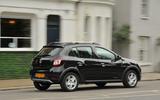 Dacia Sandero Stepway LPG rear