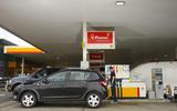 Refuelling the Dacia Sandero Stepway LPG