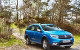 2017 Dacia Logan MCV Stepway revealed