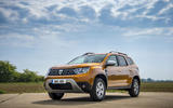 Dacia Duster Comfort TCe 100 4x2 - static front