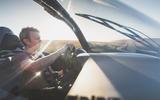 Dallara Stradale 2019 UK first drive review - Richard Lane driving