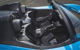 Dallara Stradale 2019 UK first drive review - seats