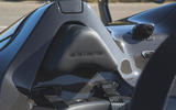 Dallara Stradale 2019 UK first drive review - headrests