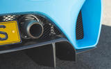 Dallara Stradale 2019 UK first drive review - exhausts