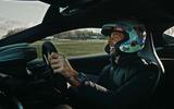 Daniel Ricciardo drives McLaren Artura ahead of global reveal (1)