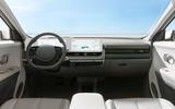 dashboard Hyundai ioniq 5
