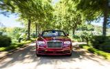 Rolls-Royce Dawn front end
