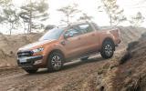 4 star Ford Ranger Wildtrak