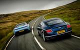 Aston Martin DB11 vs Bentley Continental GT Speed