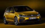 2017 Volkswagen Golf facelift revealed