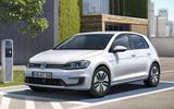 2017 Volkswagen e-Golf revealed in LA