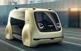 Volkswagen future tech