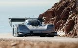 VW's ID R electric racer