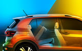 2019 Volkswagen T-Cross: official preview demonstrates bootspace options