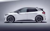 2020 Volkswagen ID 3 reveal - static side