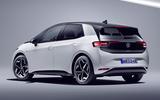2020 Volkswagen ID 3 reveal - static rear