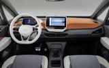 2020 Volkswagen ID 3 reveal - dashboard