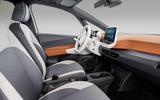 2020 Volkswagen ID 3 reveal - front seats