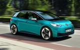2020 Volkswagen ID 3 reveal - hero front