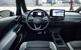 2020 Volkswagen ID 3 reveal - steering wheel
