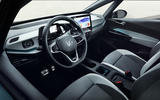 2020 Volkswagen ID 3 reveal - interior
