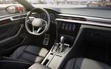 2020 Volkswagen Arteon Shooting Brake - interior