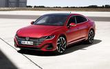 2020 Volkswagen Arteon eHybrid - front