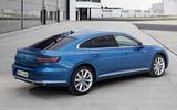 2020 Volkswagen Arteon - rear