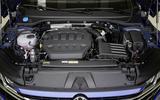 2020 Volkswagen Arteon - engine