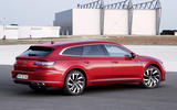 2020 Volkswagen Arteon Shooting Brake - rear