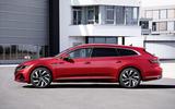2020 Volkswagen Arteon Shooting Brake - side