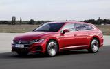 2020 Volkswagen Arteon Shooting Brake - front