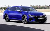 2020 Volkswagen Arteon Shooting Brake R - static front