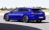 2020 Volkswagen Arteon Shooting Brake R - static rear