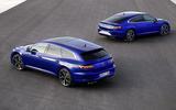 2020 Volkswagen Arteon R and Shooting Brake R